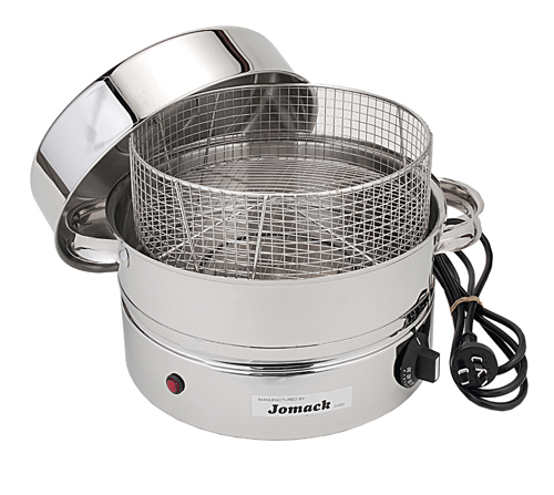 Electric Steam Cooking ~ Jomack food steamer
